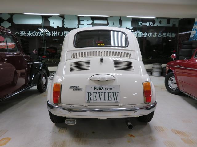 「フィアット」「チンクチェント」「コンパクトカー」「神奈川県」の中古車6