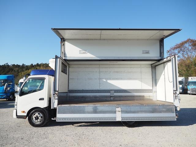 格納パワーゲート 冷凍ウィング ワイド 積載3.2トン(6枚目)