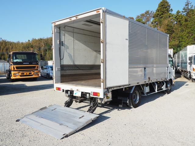 格納パワーゲート 冷凍ウィング ワイド 積載3.2トン(14枚目)