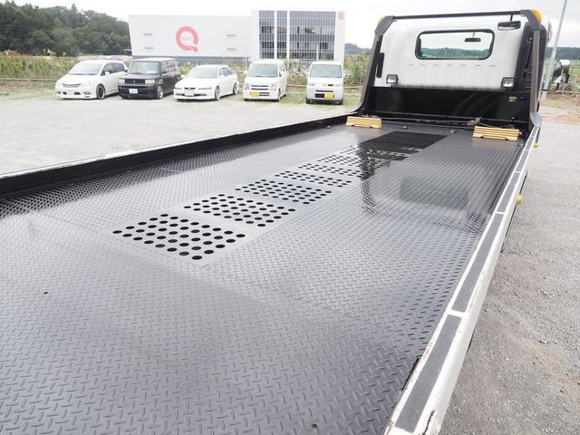 車載車 積載3トン ワイドボデー スムーサー 歩み板付き(11枚目)