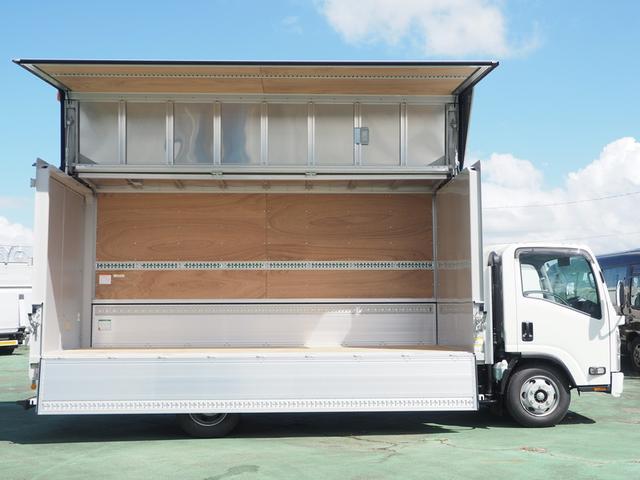 ワイド5mボデー 日本フルハーフ製ボデー 6速マニュアル 超ロング(11枚目)