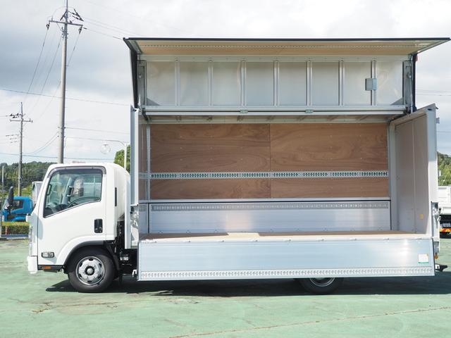 ワイド5mボデー 日本フルハーフ製ボデー 6速マニュアル 超ロング(13枚目)