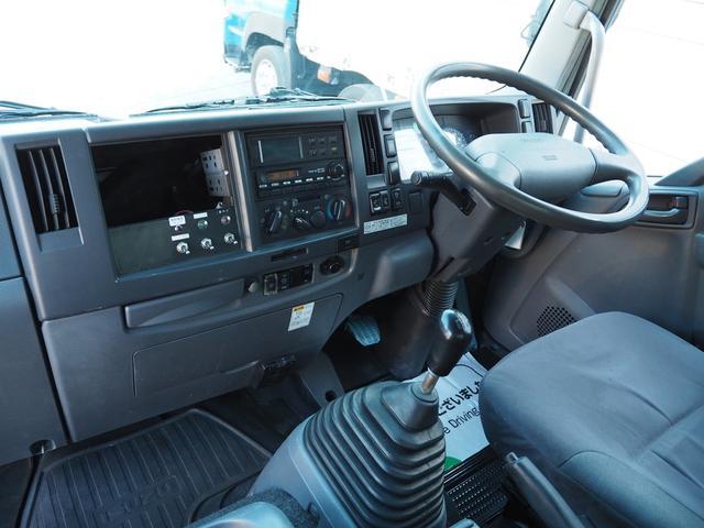 格納パワーゲート付 積載2.9トン 6速マニュアル ワイドボデー(23枚目)