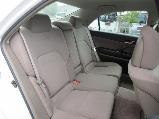 トヨタ マークX 250G Fパッケージ パワーシート ETC キーレス