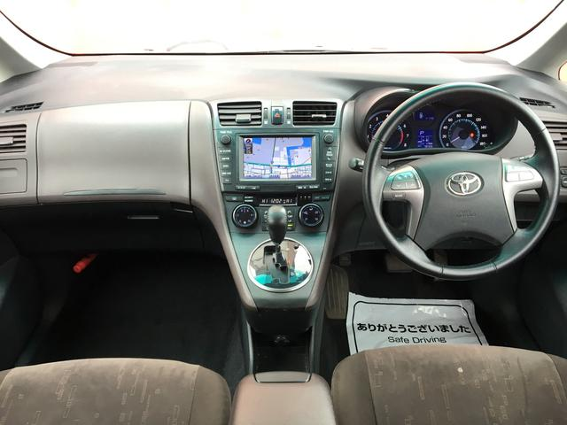 トヨタ マークXジオ 240F1年保証/ナビ/Bカメ/ETC/スマートキー