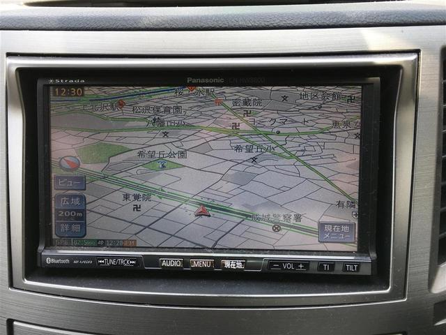 スバル アウトバック 2.5i Lパッケ 4WD Bカメ スマキー HID ETC