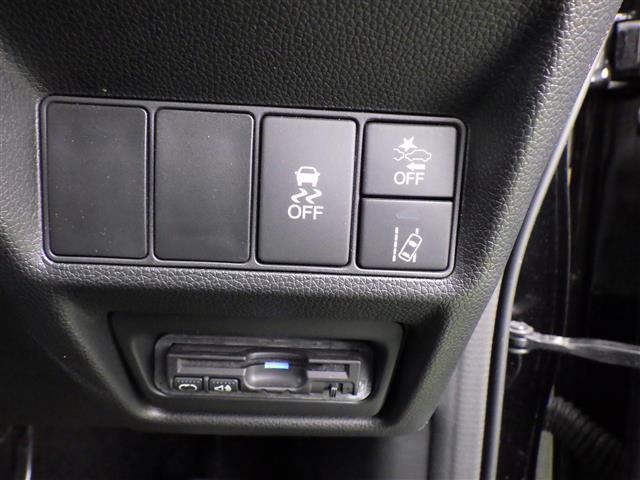 クールスピリット ホンダセンシング 衝突軽減ブレーキ CMBS  アダプティブ クルーズ コントロール 車線維持支援システム 路外逸脱抑制機能 誤発進抑制機能 ナビ装着用スペシャルPKG コンフォートビューPKG(5枚目)
