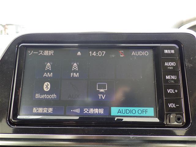 衝突軽減 両側パワースライドドア純正SDナビ ワンセグTV CD ETC LEDヘッドライト フォグライト ウインカーミラー 革巻きステアリング スマートキー(3枚目)