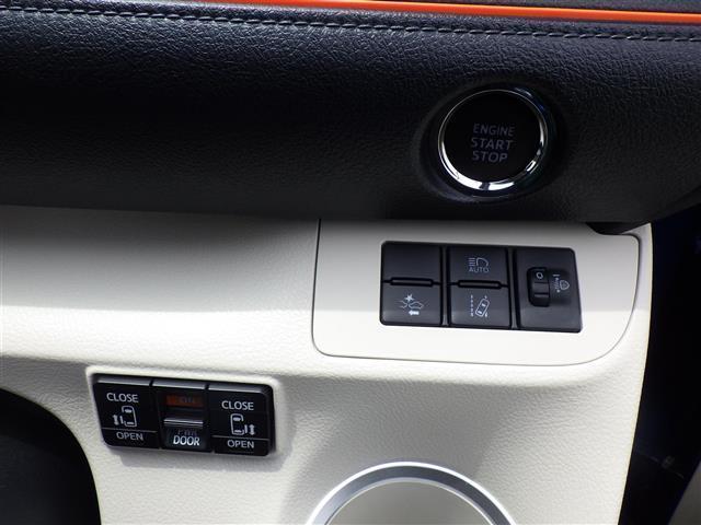 G 衝突軽減 両側パワースライドドア メモリーナビ 地デジTV DVD CD Bluetooth バックカメラ ドライブレコーダー 前席シートヒーター アイドリングストップ(10枚目)