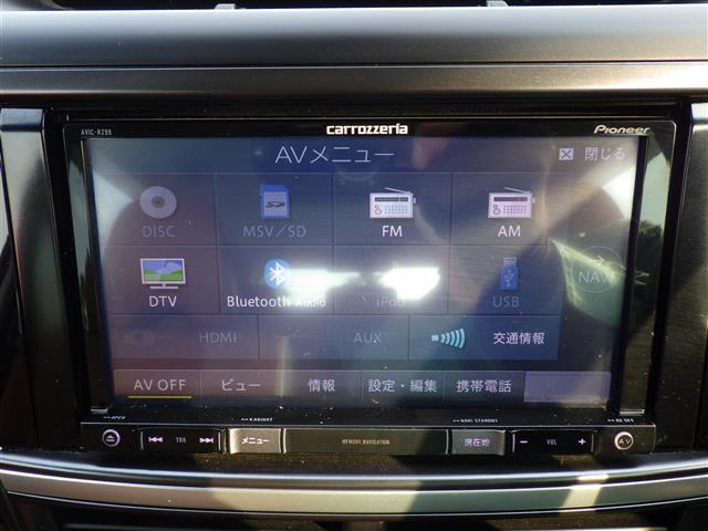 2.5iアイサイト アイサイトSIドライブクルーズコントロールメモリーナビ地デジTVDVDCD再生可Bluetooth対応バックカメラ後席モニター運転席パワーシート前席シートヒーターハーフレザー調シートETCHID(3枚目)