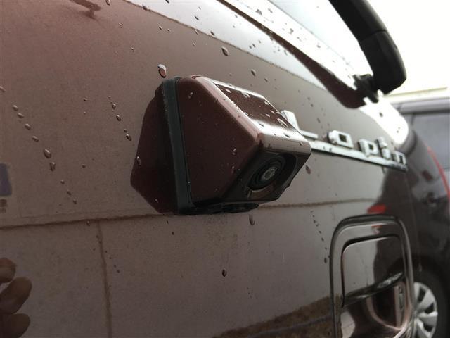 スズキ アルトラパン X 社外メモリーナビ DVD再生可能 ワンセグTV Bカメラ