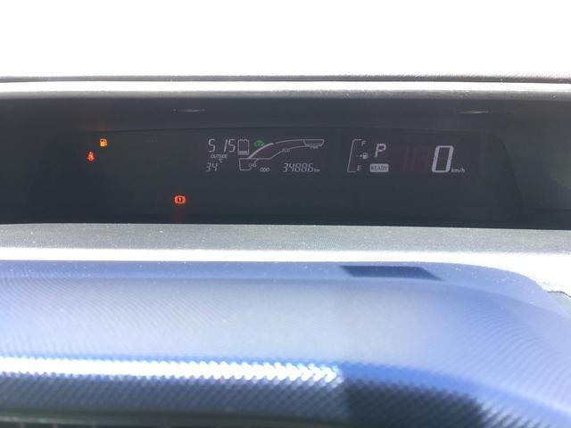 トヨタ アクア S 純正メモリナビ フルセグ LEDライト スマートキー