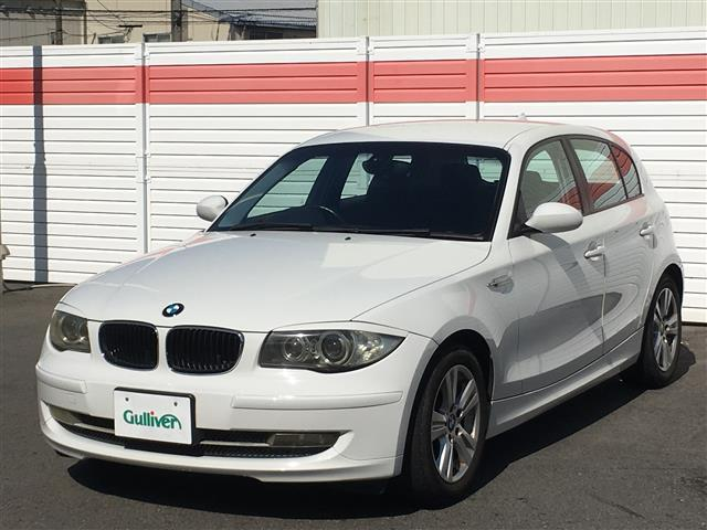 「BMW」「1シリーズ」「コンパクトカー」「大阪府」の中古車14
