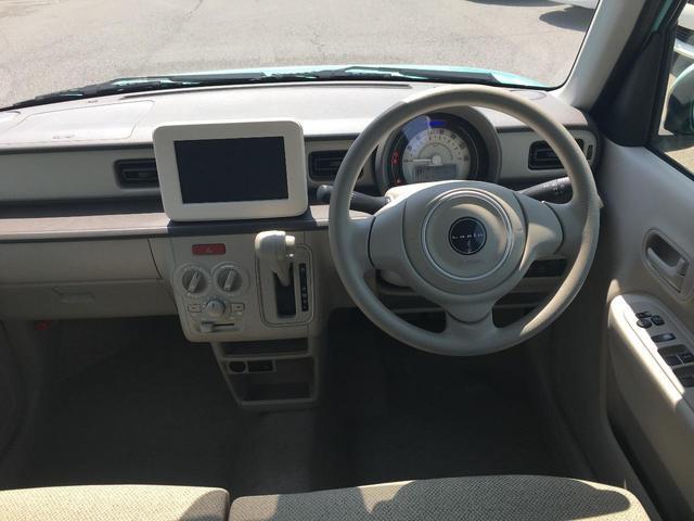 スズキ アルトラパン L スマートキー シートヒーター 衝突軽減システム