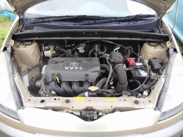 トヨタ ファンカーゴ X キーレス 純正CD ABS