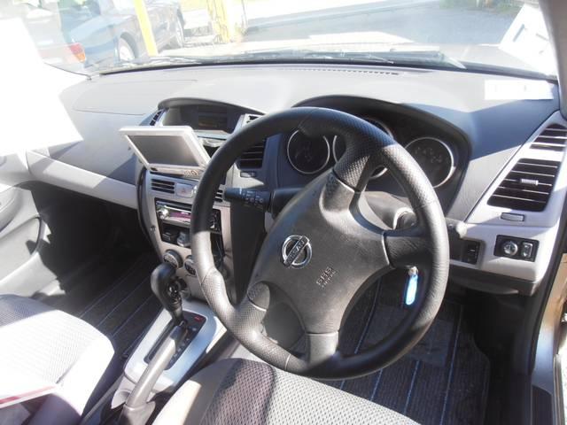 日産 ウイングロード S フル装備 エアバッグ ABS CD ナビ