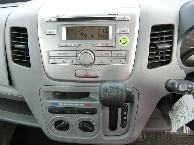 スズキ ワゴンR FX  キーレス CD ETC エアコン パワステ PW
