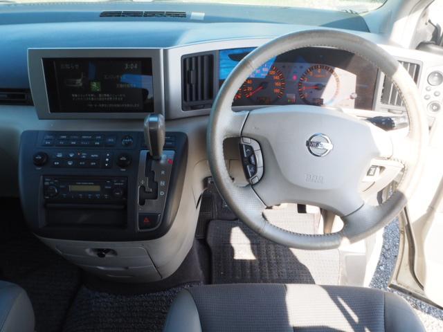 日産 エルグランド ハイウェイスター 4WD ETC HID 電動リアゲート