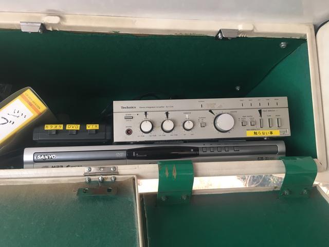 三菱 三菱 カラオケ DVD再生 ETC ナビ 冷蔵庫