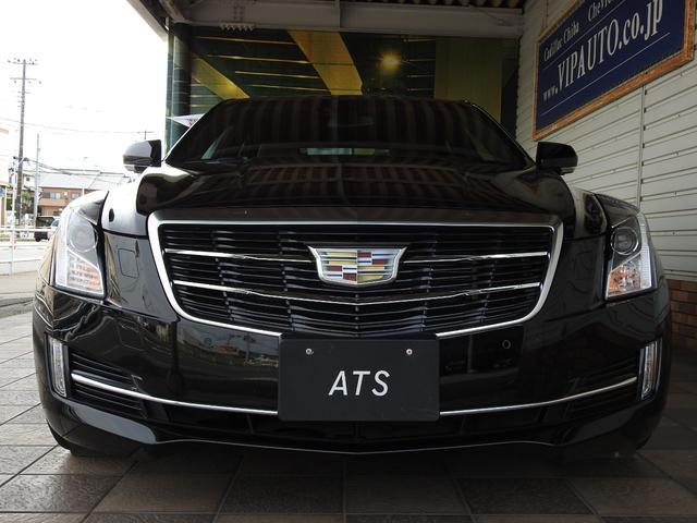 キャデラック キャデラック ATS プレミアム 8AT CUEナビTV標準装備 Fオートブレーキ