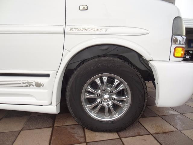 スタークラフトAWD 新車並行 ワンオーナー(9枚目)