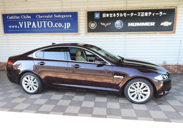 「ジャガー」「ジャガー XF」「セダン」「千葉県」の中古車7