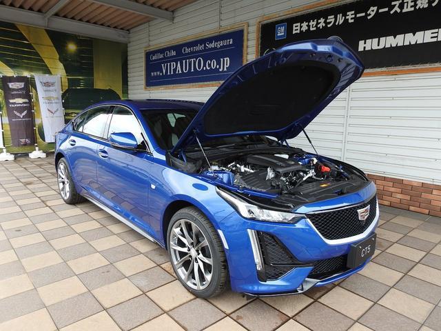 「キャデラック」「キャデラックCT5」「セダン」「千葉県」の中古車65