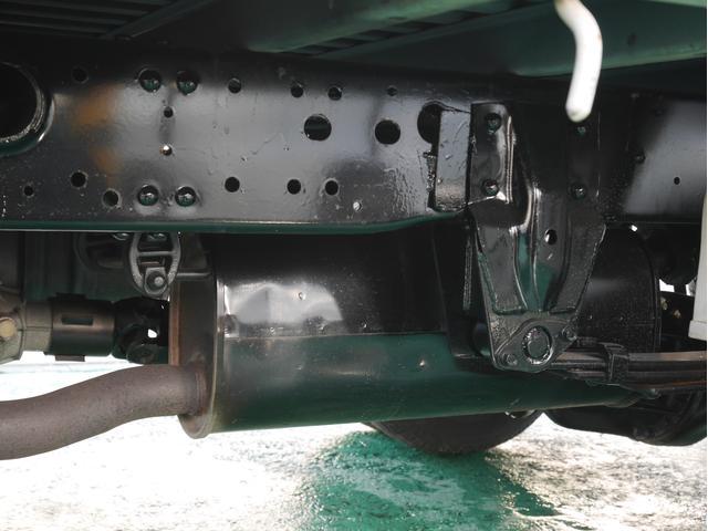 日産 バネットトラック 5M 低床ロング鉄床ダブルタイヤ
