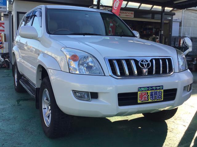 「トヨタ」「ランドクルーザープラド」「SUV・クロカン」「千葉県」の中古車3