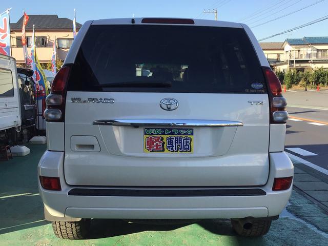 「トヨタ」「ランドクルーザープラド」「SUV・クロカン」「千葉県」の中古車5