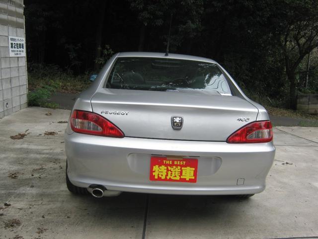 「プジョー」「プジョー 406」「クーペ」「埼玉県」の中古車3