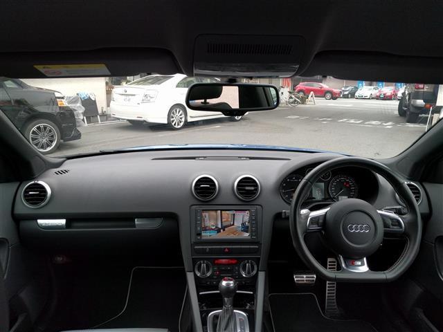 アウディ アウディ S3 スポーツバック HDDナビ フルセグ 本革シート