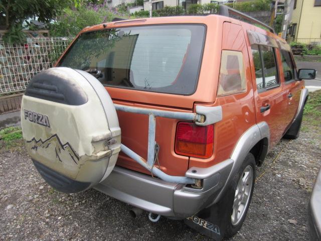 日産 ラシーン フォルザ Sパッケージ 4WD