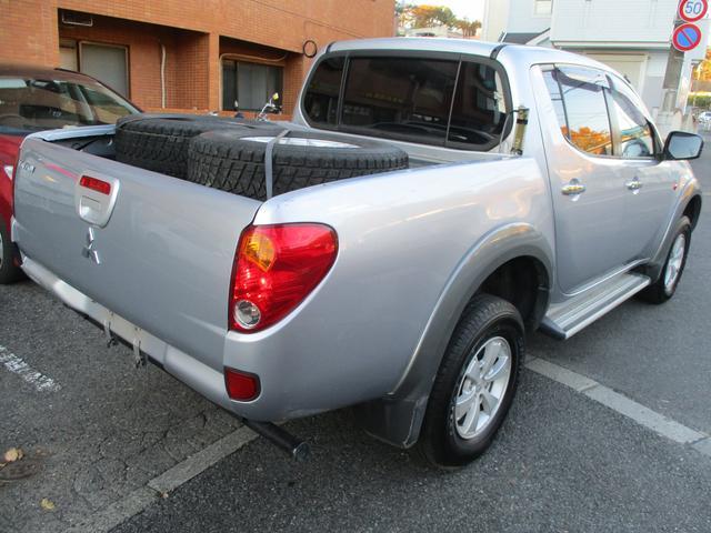 「三菱」「トライトン」「SUV・クロカン」「東京都」の中古車6