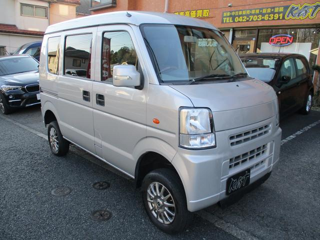 「スズキ」「エブリイ」「コンパクトカー」「東京都」の中古車3