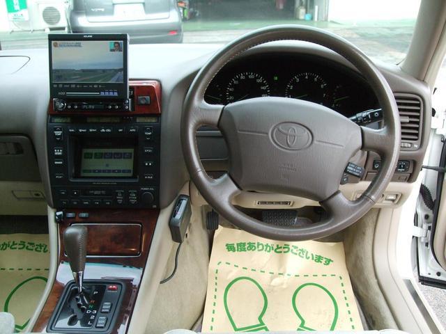 トヨタ セルシオ C仕様  キーレス 3列シート パワーシート