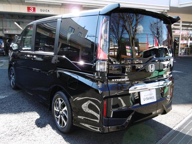 「ホンダ」「ステップワゴンスパーダ」「ミニバン・ワンボックス」「東京都」の中古車9