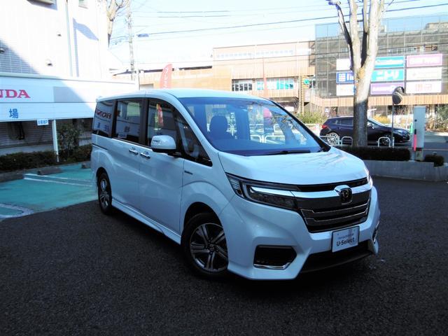 「ホンダ」「ステップワゴンスパーダ」「ミニバン・ワンボックス」「東京都」の中古車6