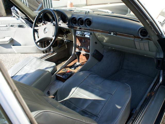 メルセデス・ベンツ M・ベンツ 500SL レザー エアコン 幌付き