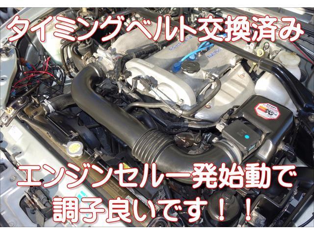 SGリミテッド タイベル交換済 車高調 5速 ナビ 17AW(2枚目)