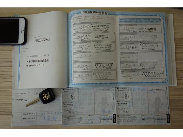 グランデiR-V ターボ 5速 ワンオーナー 整備記録13枚(4枚目)
