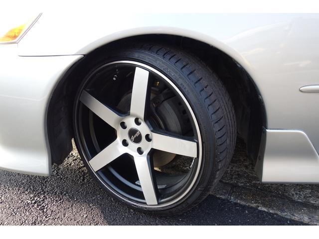 グランデiR-V ターボ 5速 ワンオーナー 整備記録13枚 19インチアルミホイール テイン車高調 ブリッツインタークーラー(30枚目)