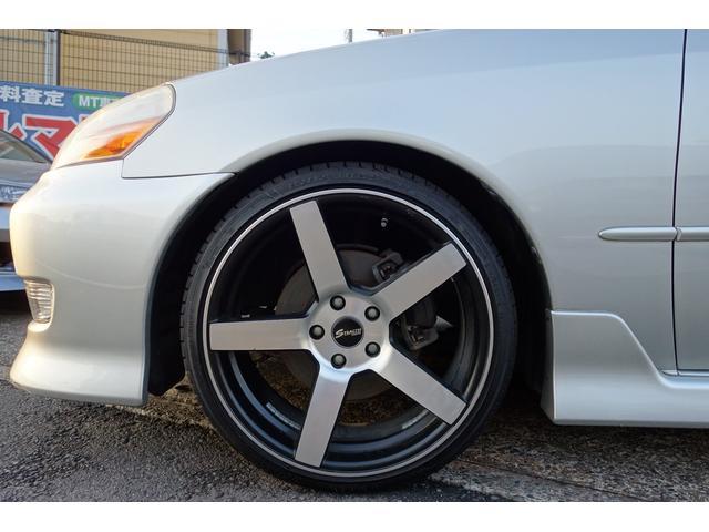 グランデiR-V ターボ 5速 ワンオーナー 整備記録13枚 19インチアルミホイール テイン車高調 ブリッツインタークーラー(38枚目)