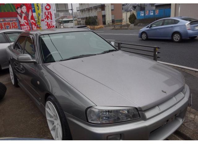25GTターボ 最終後期 5速 HKS車高調 ニスモLSD(17枚目)