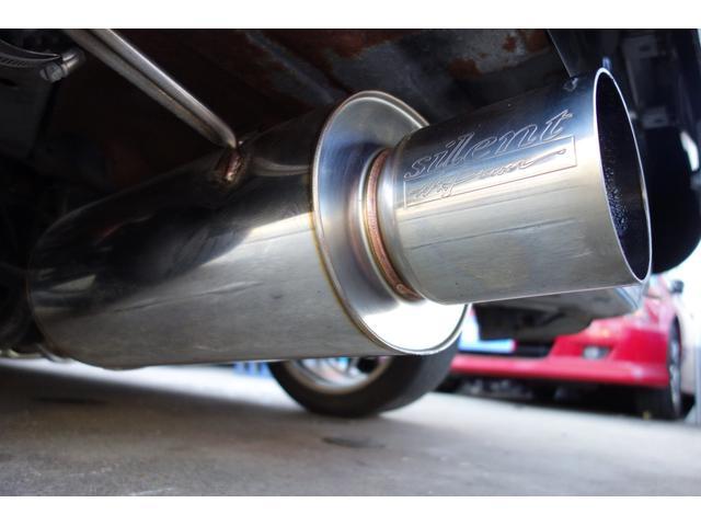 HKSマフラー装備♪車検対応品♪■S15では珍しく修復歴無し車両です♪シャーシにこだわる方におすすめな一台です!■動画説明ありますので是非ごらんください。