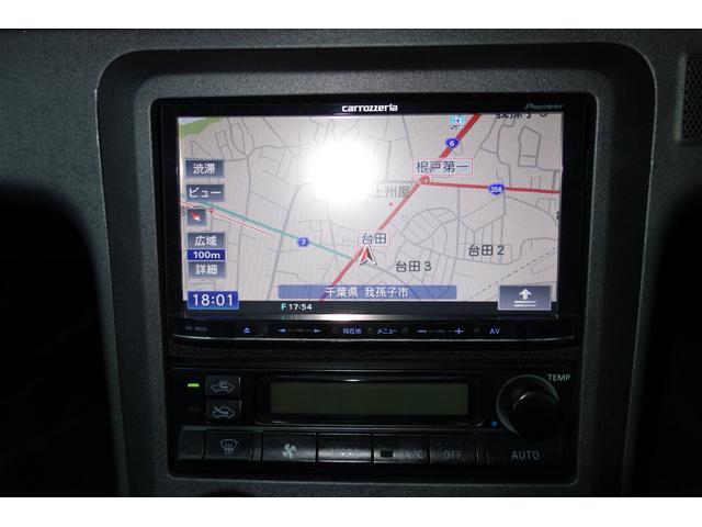 パイオニア カロッツエリア製SDナビTV装備で、知らない場所もあっという間に検索♪ちょっとしたお出かけや旅行もこれで万全ですね!走行中のTV視聴も可能です♪iPhoneの接続可能です♪