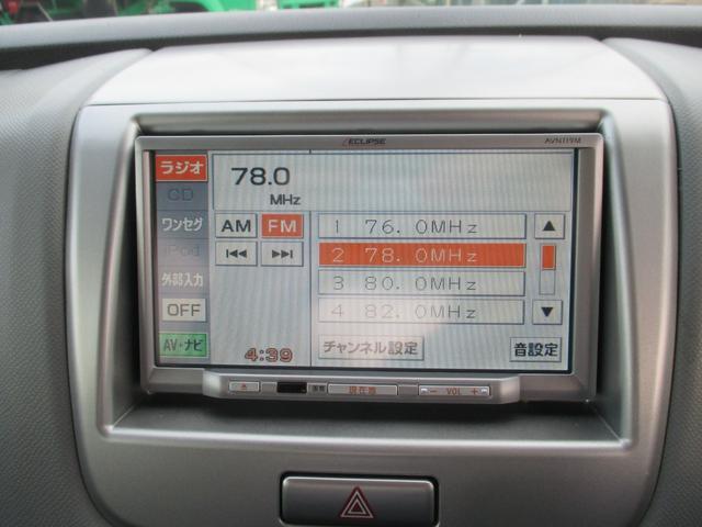 スズキ ワゴンR FX 社外ナビTV ETC キーレス