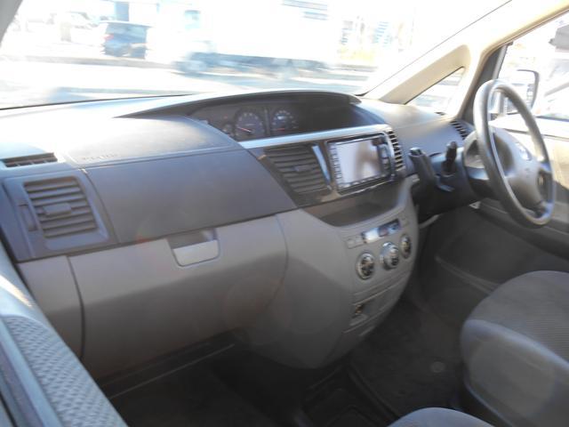 トヨタ ヴォクシー X バックモニター ETC 両側スライドドア