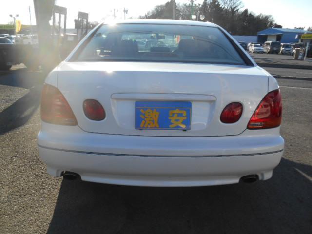 S300 キーレス 本革シート ローダウン(5枚目)