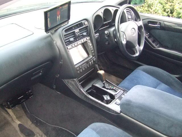 トヨタ アリスト V300ベルテックスエディション サンルーフ 車高調